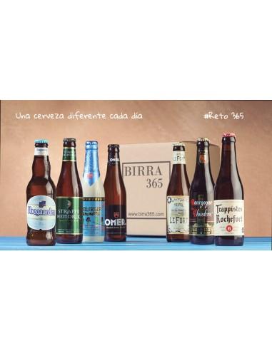 Caja regalo para los amantes de la cerveza | Birra365