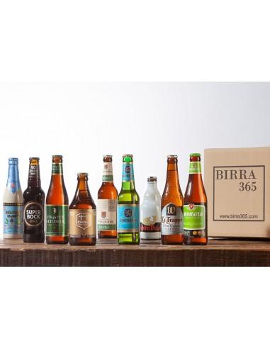 Caja degustación cervezas especiales | Birra365