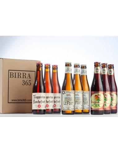 Caja cata de cervezas especiales | Birra365