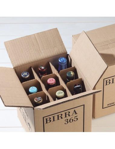 Caja selección cervezas trapenses La Trappe | Birra365