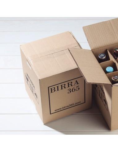 Caja cervezas sin gluten para celiacos | Birra365