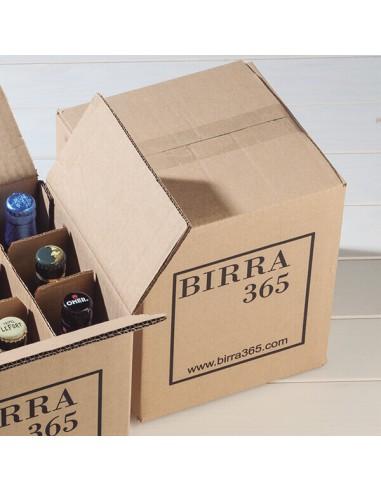 Caja regalo especial cerveza trapense Chimay   Birra365