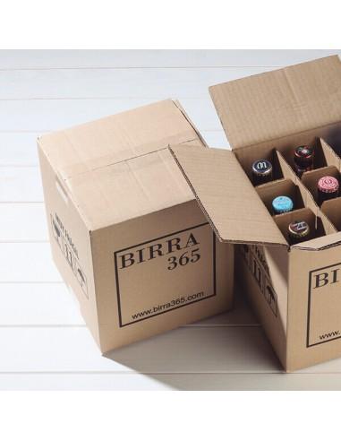 Caja regalo cerveza especial quadrupel | Birra365