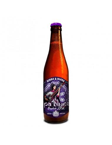 Cerveza artesana Birra & Blues IPA blues | Birra365