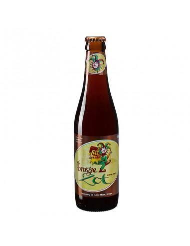 Cerveza abadía double Brugse Zot | Birra365
