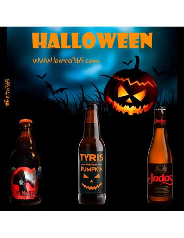 caja cervezas especiales para regalar en Halloween | Birra365