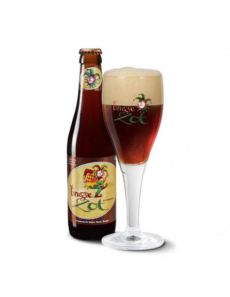 Cerveza tostada Brugse Zot double - Birra365