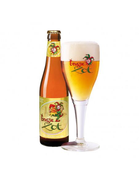 Cerveza blonde ale Brugse Zot Blonde - Birra365