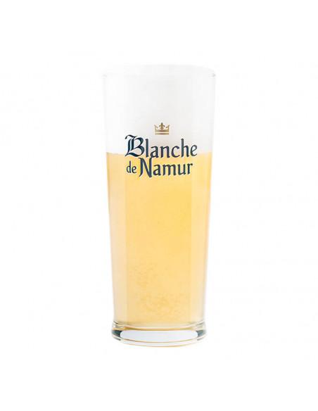 Cerveza de trigo blanca Blanche de Namur - Birra365