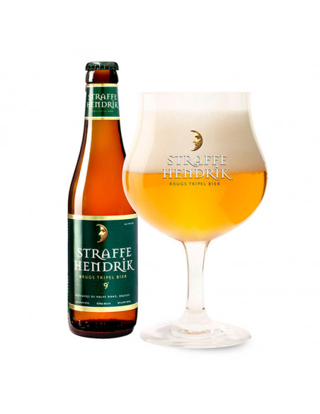 Cerveza tripel Straffe Hendrik Tripel - Birra365