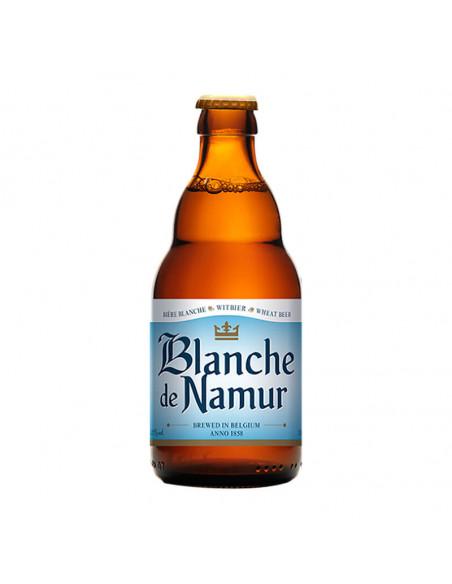 Cerveza de trigo Blanche de Namur - Birra365