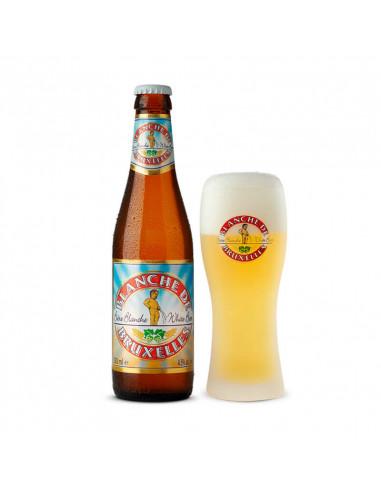 cerveza de trigo blanca Blanche de Bruxelles - Birra365