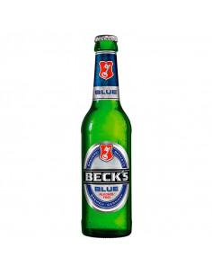Cerveza sin alcohol alemana Beck's blue - Birra365