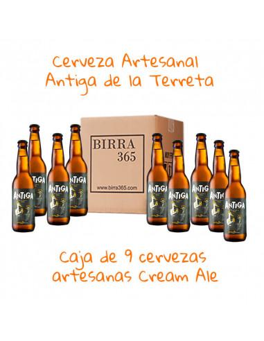 Cerveza artesanal Antiga de la Terreta. Caja especial - Birra365