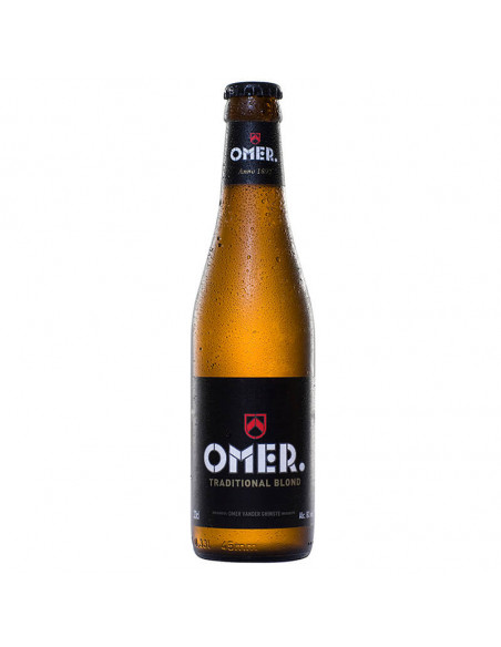 Cerveza belga blond Omer | Birra365