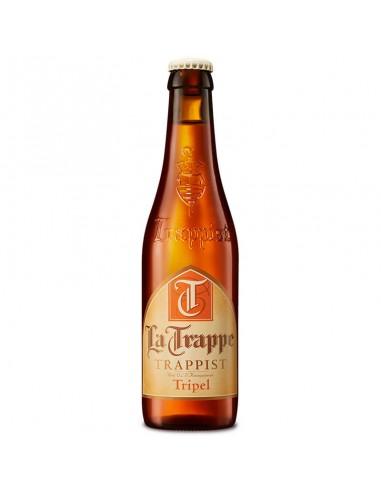 Cerveza trapense La Trappe Tripel | Birra365
