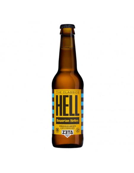 cerveza artesana Zeta Hell | Birra365