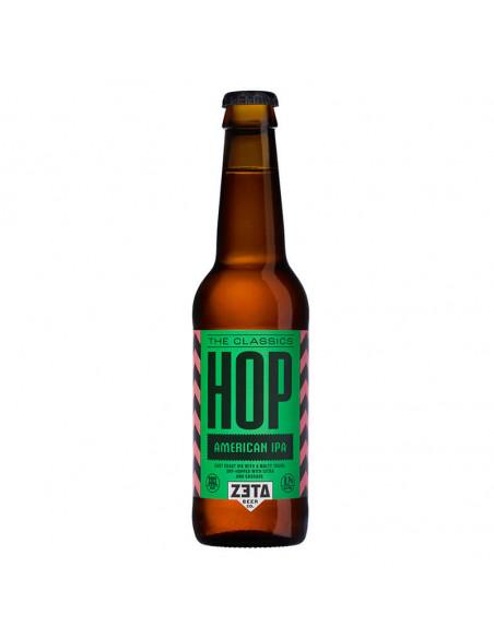 Cerveza artesana IPA Zeta HOP, estilo APA   Birra365