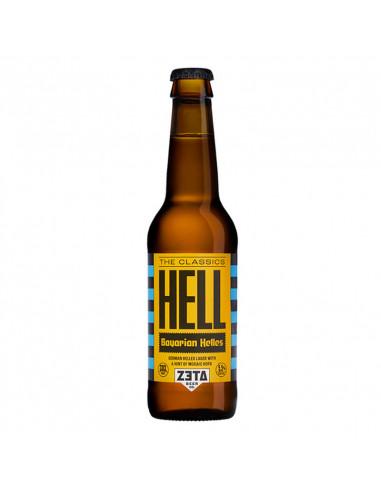 cerveza artesana Zeta Hell - Birra365