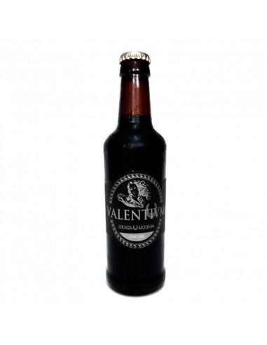 cerveza artesana negra Valentivm Porter | Birra365