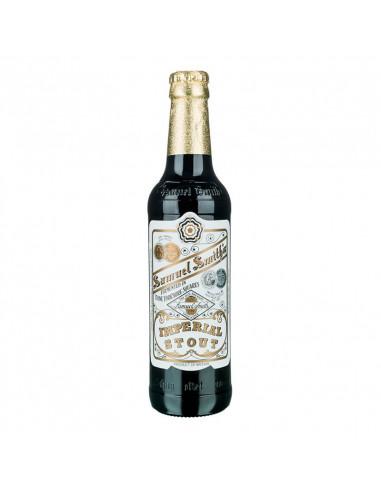 cerveza negra Samuel Smith Imperial stout - Birra365