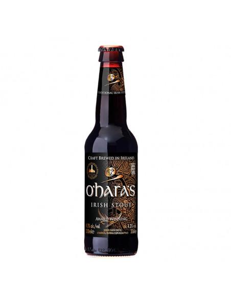 Cerveza negra irlandesa O'haras irish stout | Birra365