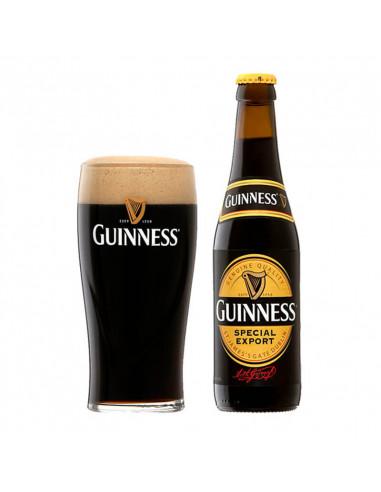 Cerveza negra Guinness Special Export...