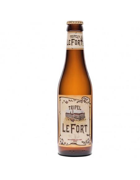 Cerveza tripel belga Lefort Tripel - Birra365
