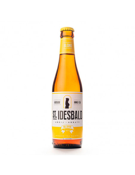 Cerveza estilo blond ale St. idesbald - Birra365