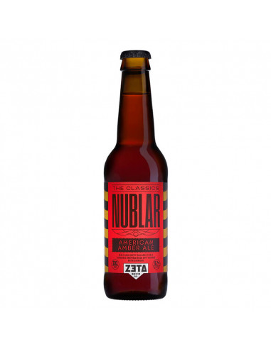 Cerveza artesana Zeta Nublar - Birra365