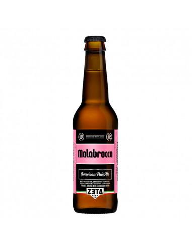 Cerveza artesana ZETA MALABROCCA 33cl