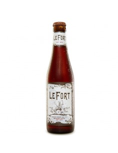 Cerveza ale dark brown Lefort | Birra365