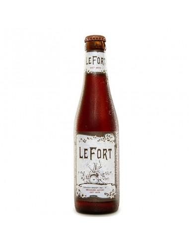 Cerveza ale dark brown Lefort | Birra365