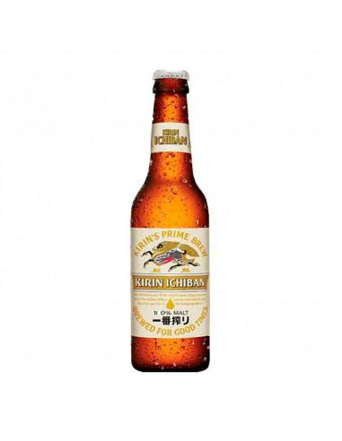 Cerveza japonesa KIRIN ICHIBAN 33cl