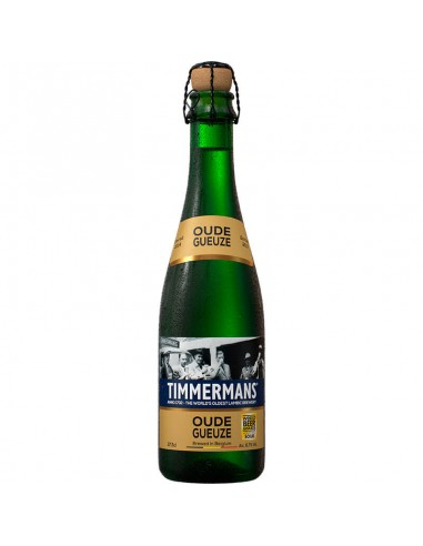 Cerveza lambic Timmermans Oude Gueuze | Birra365