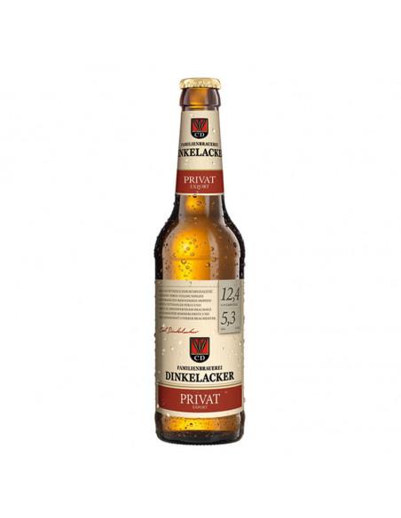 Cerveza alemana lager Dinkelacker Privat - Birra365