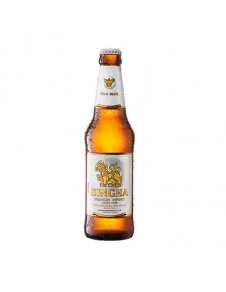 Cerveza thai premium lager Singha - Birra365