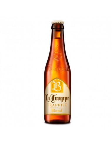 Cerveza trapense La Trappe Blond - Birra365