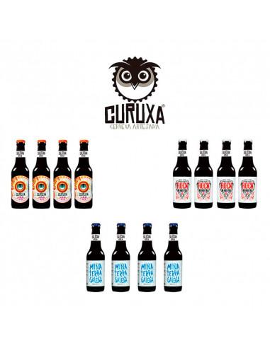 Cervezas artesanas gallegas Galician Brew Factory - Cervezas curuxa - Birra365