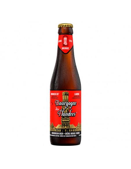 Cerveza belga Bourgogne de Flandres  - Birra365