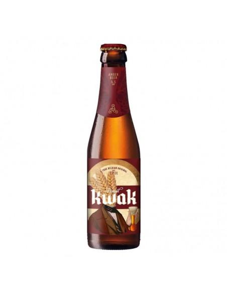 Cerveza belga tostada strong Kwak Birra365