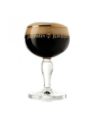 Copa original cerveza Rochefort - Birra365