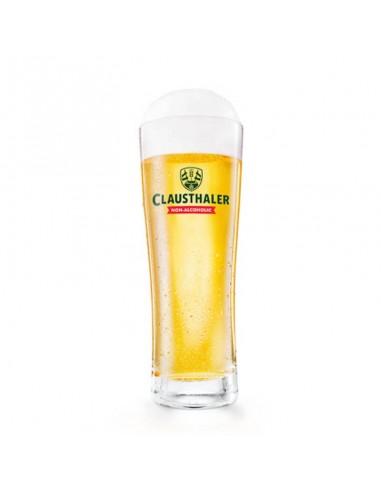 Vaso cerveza Clausthaler - Birra365