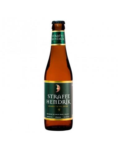 Cerveza tripel Straffe Hendrik | Birra365