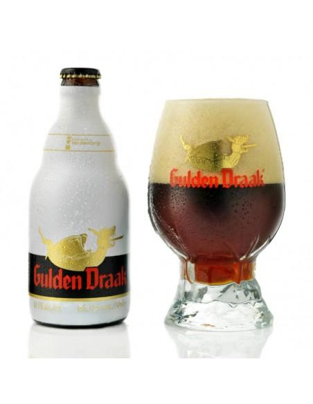 Cerveza tripel Gulden Draak blanca - Birra365