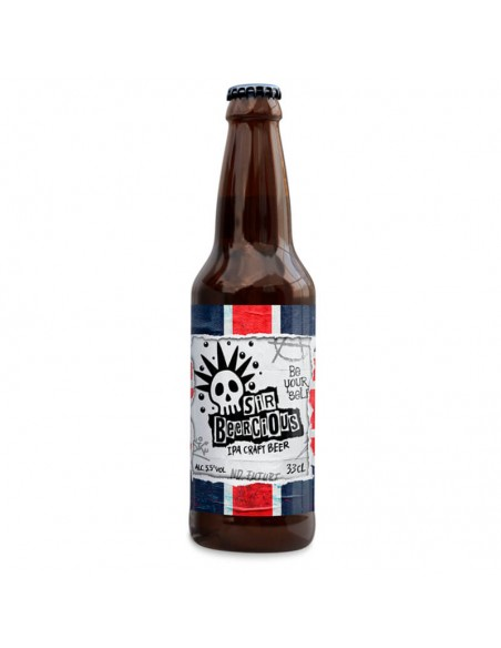 Cerveza artesana Sir Beercious B&B - Birra365