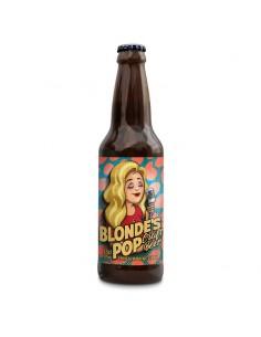 Cerveza artesana BLONDE'S POP B&B - Birra365