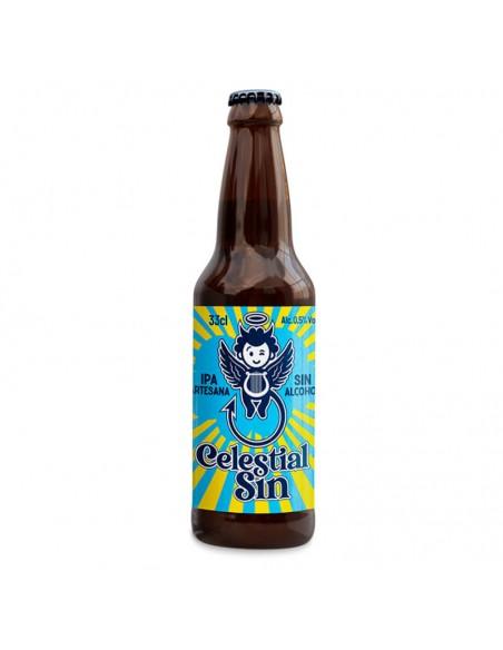 Cerveza artesana sin alcohol CELESTIAL SIN B&B - Birra365