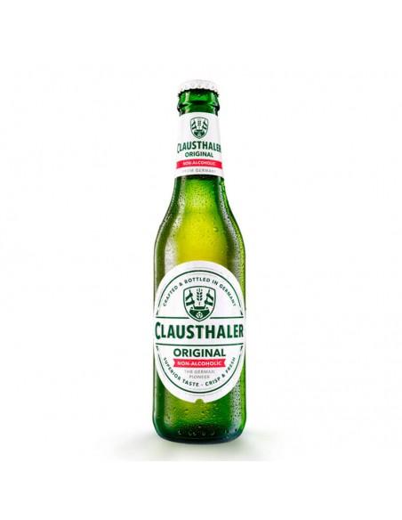 Cerveza sin alcohol CLAUSTHALER classic / original - Birra365