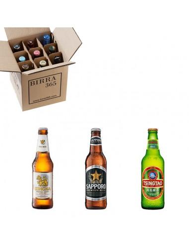 Packs cervezas asiáticas para regalar - Birra365